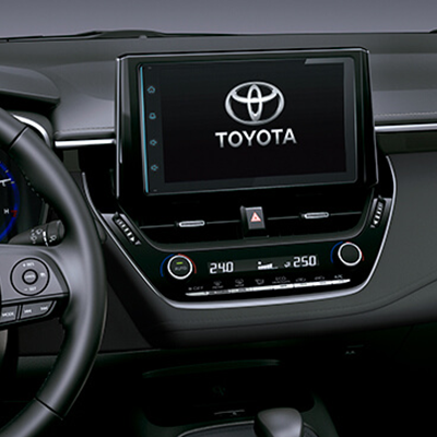 "RADIO TOUCHSCREEN DE 9""   Conéctate con tu mundo, con Apple Car Play® y Android Auto®."