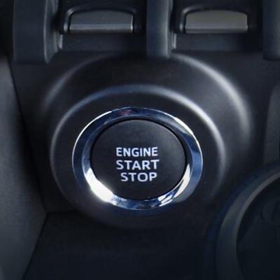 Encendido por botón.   Podrás encender el motor con solo presionar un botón (Disponible según versión).