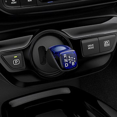 Modos de Manejo   MODO EV: manejo eléctrico sin emisiones. MODO ECO: maximiza el ahorro de combustible. MODO NORMAL: uso equilibrado de ambas fuentes de energía. MODO POWER: Incrementa la respuesta de la aceleración.