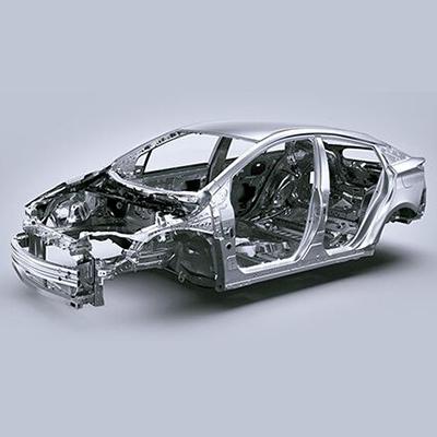 Nueva Plataforma TNGA   El primer Toyota en el país que aplica la nueva arquitectura global TNGA, con una plataforma y un tren de potencia más ligeros, aerodinámicos y de alto desempeño.