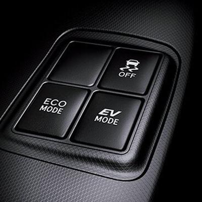 Modos de Manejo   MODO EV: manejo eléctrico sin emisiones MODO ECO: maximiza el ahorro de combustible. MODO NORMAL: uso equilibrado de ambas fuentes de energía.