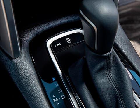 TRANSMISIÓN CVT SECUENCIAL DE 10 VELOCIDADES Transmisión Continuamente Variable que le brinda más potencia al motor, consume menos combustible y te ayuda a disfrutar más del camino