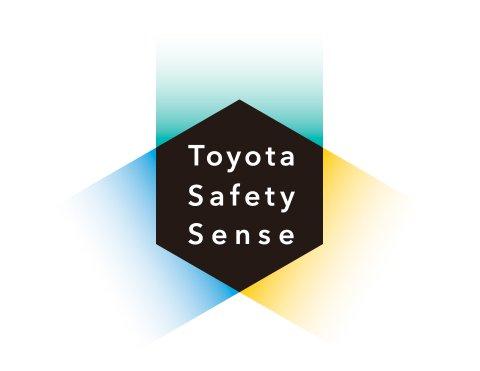 TOYOTA SAFETY SENSE Sistema de seguridad desarrollado por Toyota que cuenta con sensores para evitar posibles accidentes de tránsito (Disponible según versión).